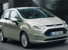 2020 Ford B-Max review