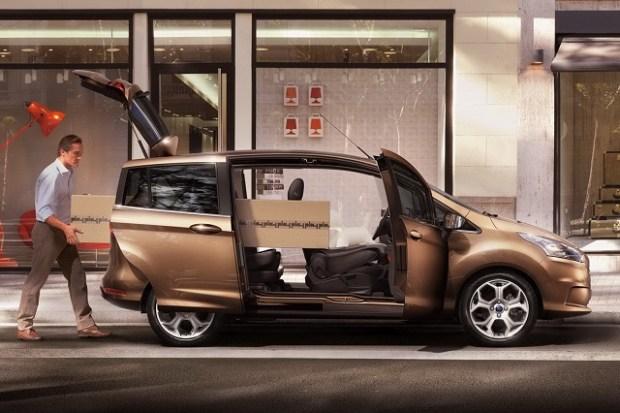 2020 Ford B-Max specs