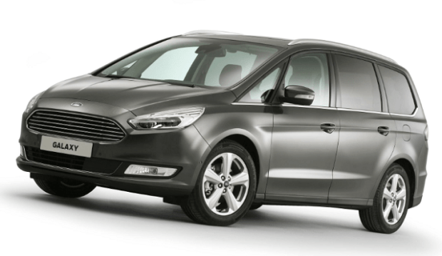 2020 Ford Galaxy review