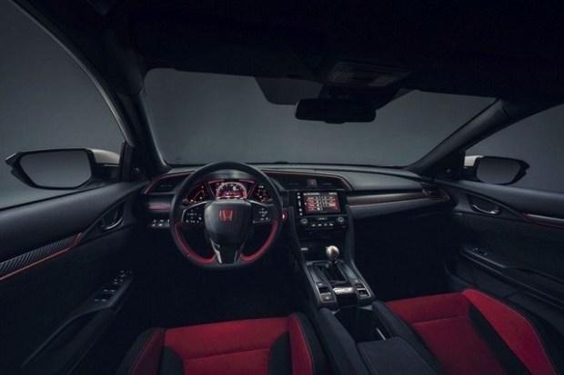 2020 Honda Odyssey Type R interior