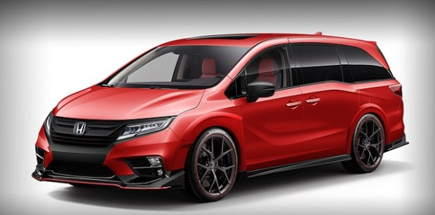 2020 Honda Odyssey Review And Release Date >> 2020 Honda Odyssey Type R Release Date 2019 2020 Best Minivan