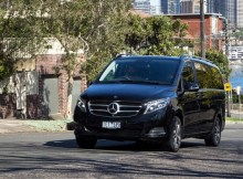 2020 Mercedes-Benz V-class review