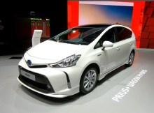 2019 Toyota Prius V Wagon review