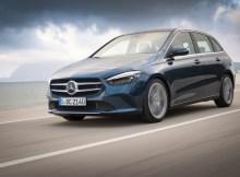 2019 Mercedes-Benz B class specs