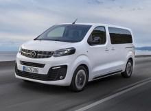 2021 Opel Zafira