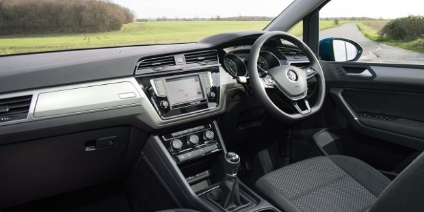 VW Touran Interior