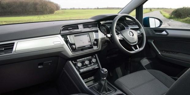 VW Touran Interior