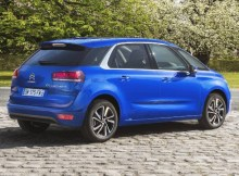 2021 Citroen Grand C4 Spacetourer facelift