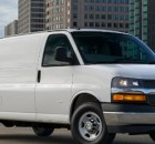 2021 Chevrolet Express facelift