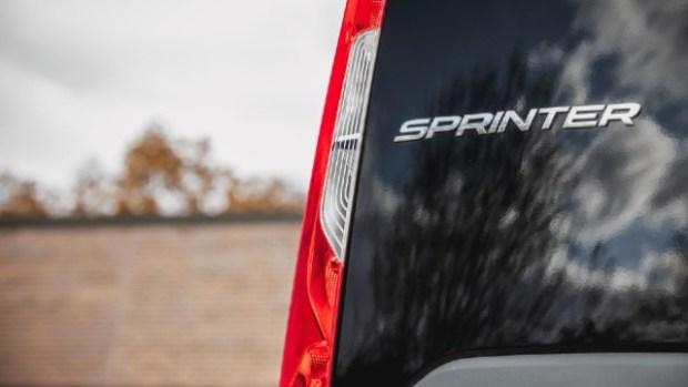 2021 Mercedes-Benz Sprinter release date