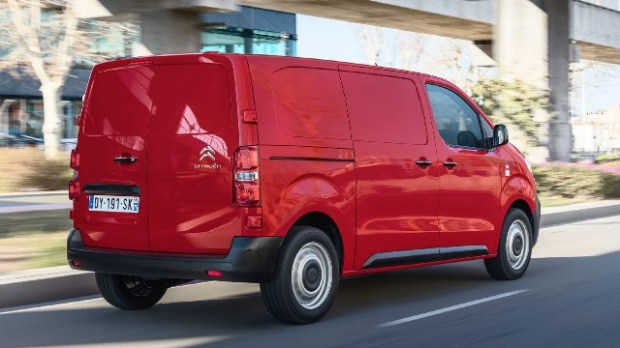 2021 Citroen Dispatch redesign