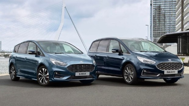 2021 Ford Galaxy Hybrid changes