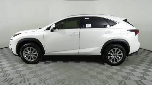 2019 Lexus NX 300 side view