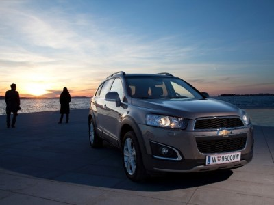 2019 Chevrolet Captiva review