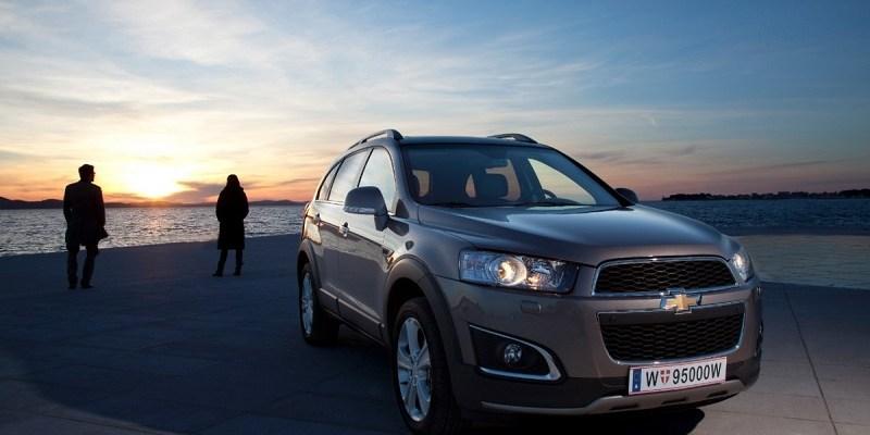 2019 Chevrolet Captiva review