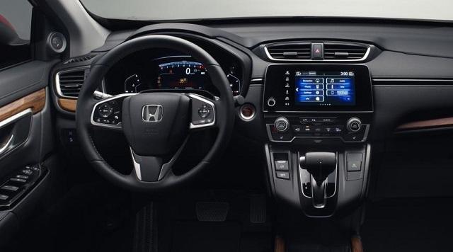 2019 Honda CR-V interior