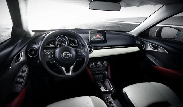 2019 Mazda CX-4 interior