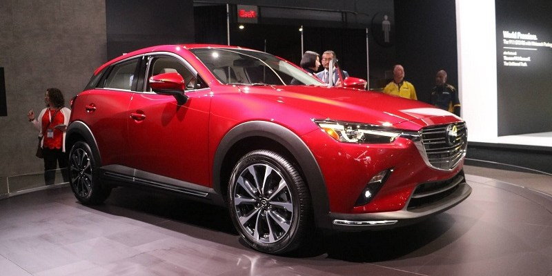 2019 Mazda CX-4 review