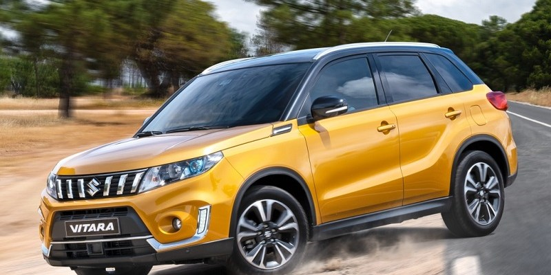 2019 Suzuki Vitara review