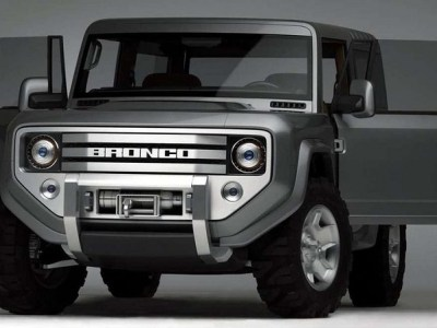 2020 Ford Bronco review