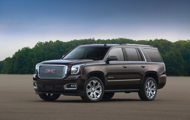 2020 GMC Yukon And Yukon Denali Changes And Release Date >> 2020 Gmc Yukon And Yukon Denali Changes And Release Date