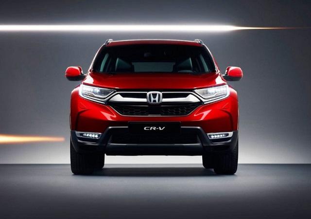 2020 Honda CR-V specs