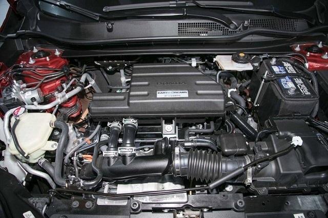 2020 honda pilot hybrid engine