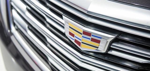 Cadillac XT3 Crossover Prototype mark