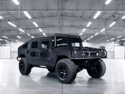 2019 Hummer H1 review