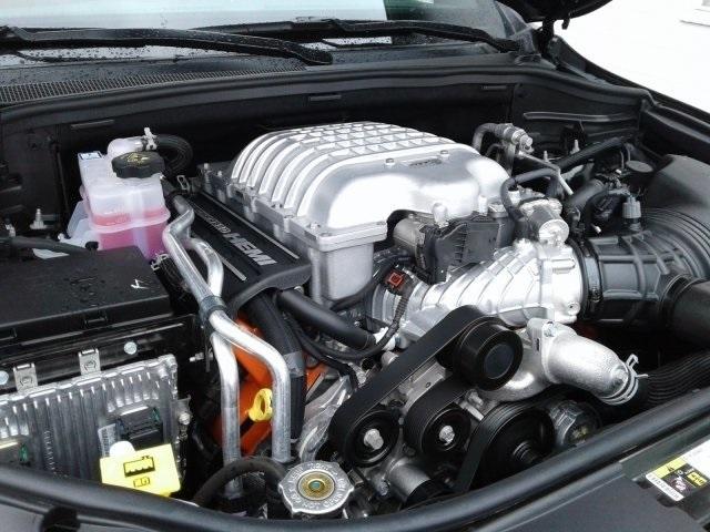 2019 Jeep Grand Cherokee Trackhawk engine