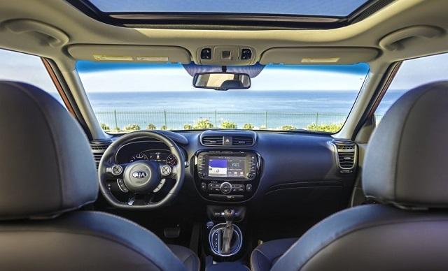 2019 Kia Soul AWD Interior