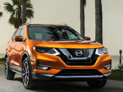 2019 Nissan Rogue review