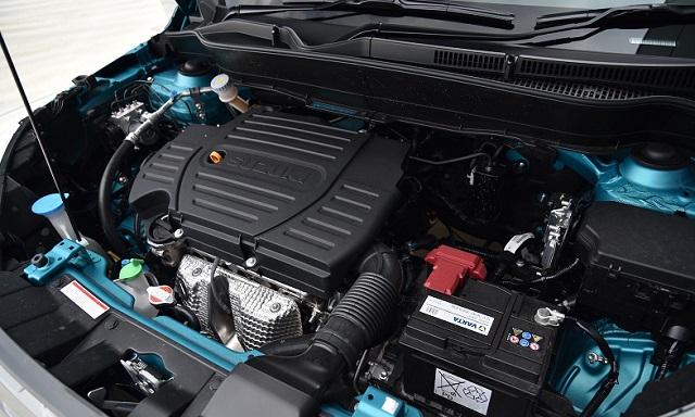 2019 Suzuki Grand Vitara engine