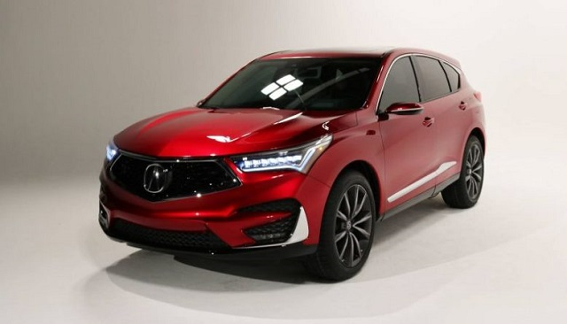 2020 Acura RDX front view