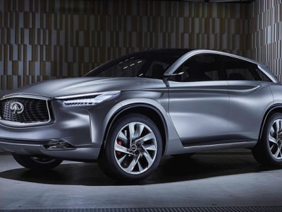 2020 Infiniti QX70 review
