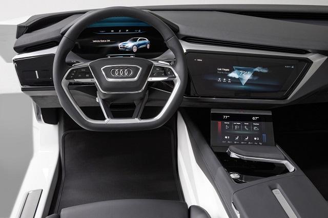 Audi Q6 interior