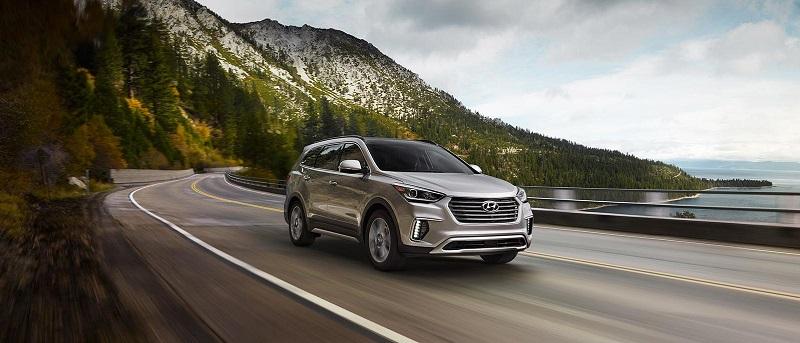 Hyundai Santa Fe Towing Capacity review