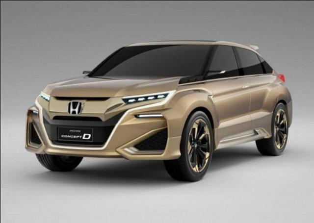 2020 Honda Crosstour