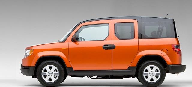 2020 Honda Element side view