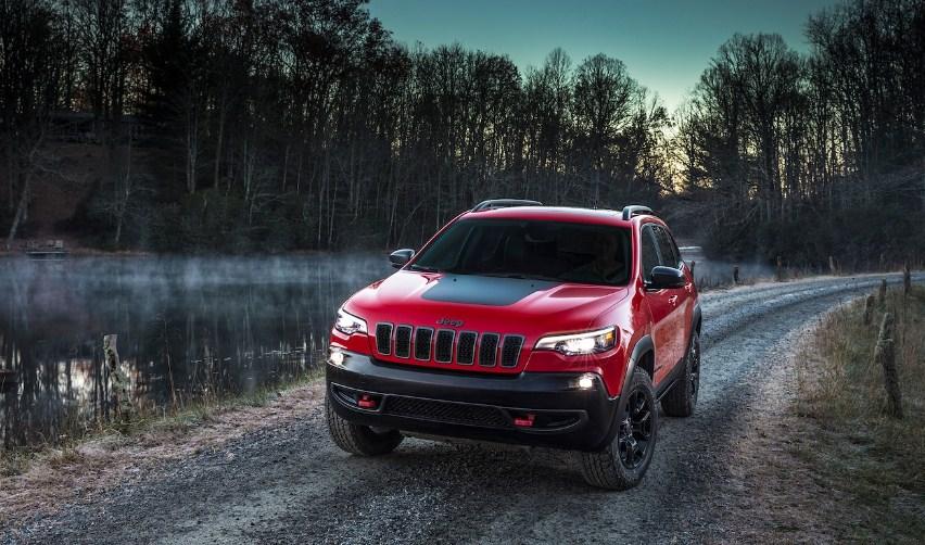 2020 Jeep Cherokee Trailhawk, SRT, Interior - 2020 Best ...