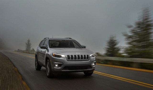 2020 Jeep Cherokee specs