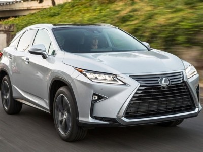 2020 Lexus RX 350 review