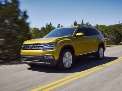 2020 VW Atlas review