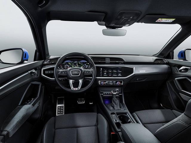 2020 Audi Q3 interior