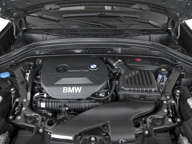 2020 BMW X1 engine