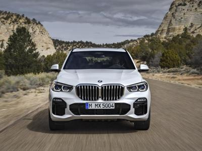 2020 BMW X5 review