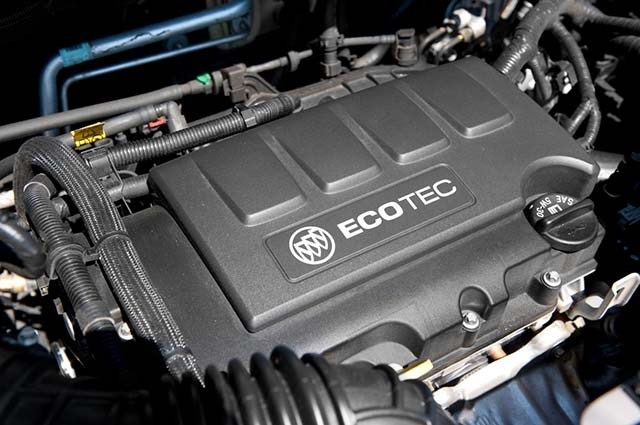 2020 Buick Encore engine