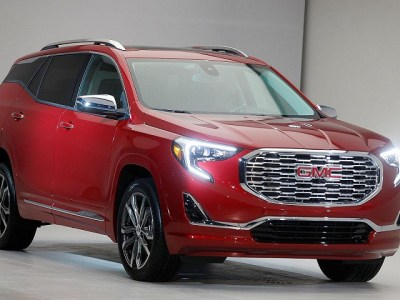 2020 GMC Terrain review