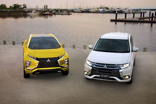 2020 Mitsubishi Outlander Sport review