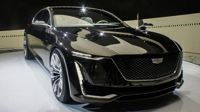 2020 Cadillac XT3 escala concept